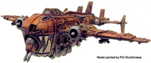 Ork Bomber