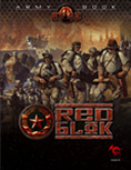 Red Blok Army Book