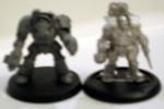 Grunt APE I vs Terminator