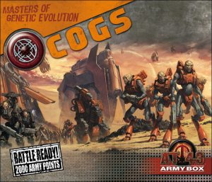 Cogs Army Box