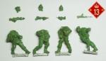 MI-13 Greens