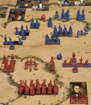 Battles of Napoleon Board