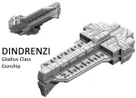 Dindrenzi Gunship