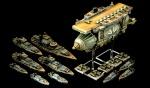 Dystopian Wars - Prussian Empire Fleet