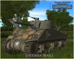 CM Normandy - Sherman