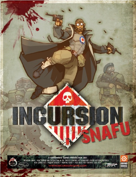 how to play incursion board game