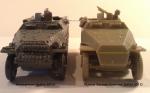 PSC SdKfz 251D Front