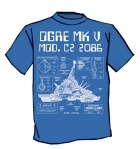 Ogre Blueprint Shirt