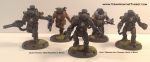 Dust Heavy Infantry