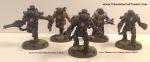 Dust Heavy Infantry
