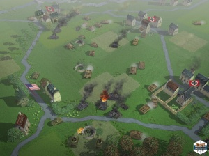 Battle Academy: Fortress Metz screenshot