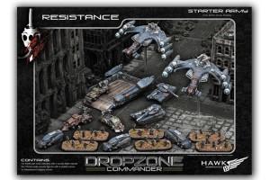 Dropzone Commander Resistance