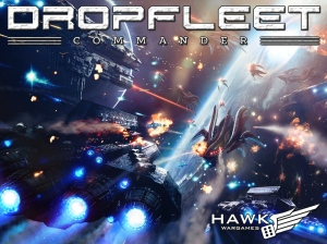 Dropfleet Commander cover